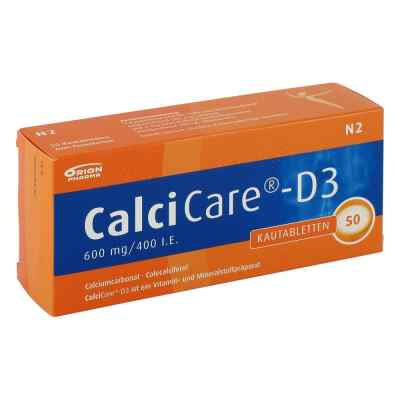 CalciCare-D3 600mg/400 internationale Einheiten  bei apo-discounter.de bestellen