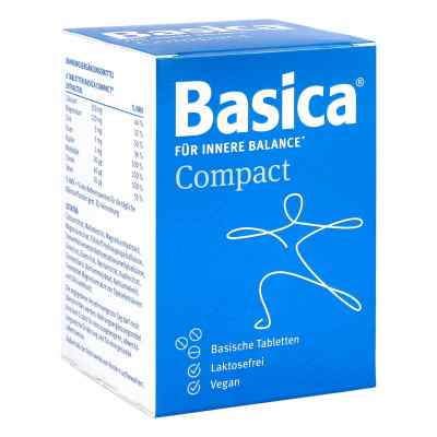 Basica compact Tabletten  bei bioapotheke.de bestellen