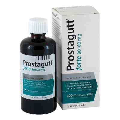 Prostagutt forte 80/60mg  bei apo-discounter.de bestellen