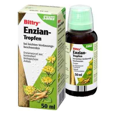 Bittry Enzian-tropfen b.leicht.Verdauungsbeschw.  bei apo-discounter.de bestellen