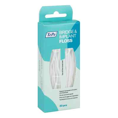 Tepe Bridge & Implant Floss  bei apo-discounter.de bestellen