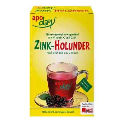 Apoday Holunder Vitamin C+zink ohne Zucker  Pulver  bei apo-discounter.de bestellen
