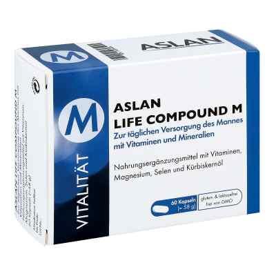 Aslan Life Compound M Kapseln  bei apo-discounter.de bestellen