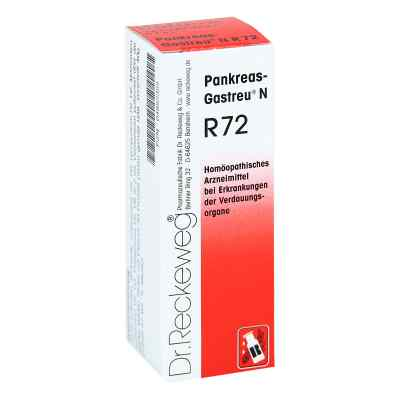 Pankreas Gastreu N R 72 Tropfen zum Einnehmen  bei apo-discounter.de bestellen