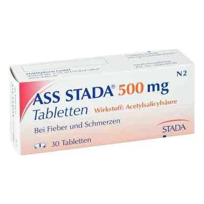 ASS STADA 500mg  bei bioapotheke.de bestellen