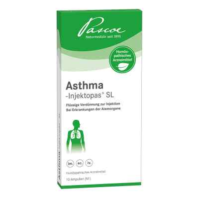 Asthma Injektopas Sl Ampullen  bei apo-discounter.de bestellen