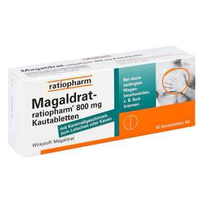 Magaldrat-ratiopharm 800mg  bei apo-discounter.de bestellen