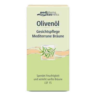 Olivenöl Gesichtspflege Creme mediterrane Bräune  bei apo-discounter.de bestellen