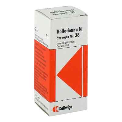 Synergon 38 Belladonna N Tropfen