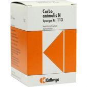 Synergon 113 Carbo animalis N Tabletten  bei apo-discounter.de bestellen