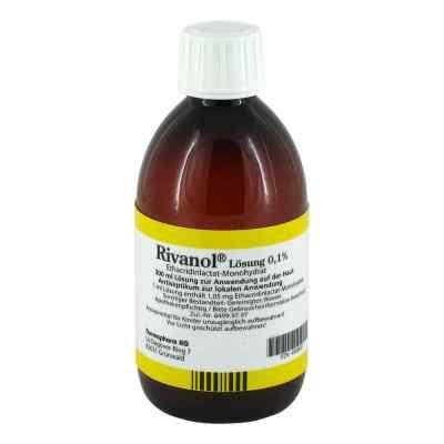 Rivanol Lösung 0,1%  bei apo-discounter.de bestellen