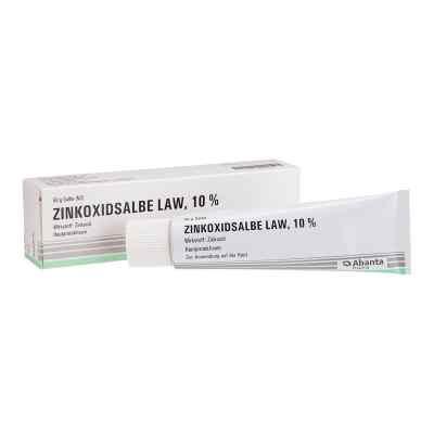 Zinkoxid Salbe Law  bei apo-discounter.de bestellen