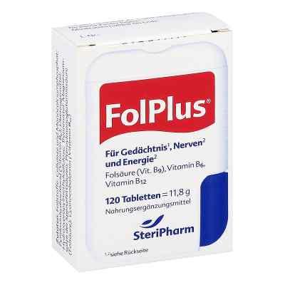Fol Plus laktosefrei Tabletten  bei apo-discounter.de bestellen