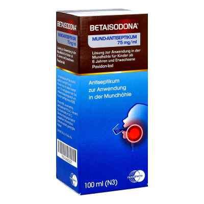 Betaisodona Mund-Antiseptikum  bei apo-discounter.de bestellen