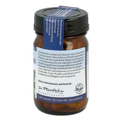 Bärlauch Magnesium Kapseln  bei apo-discounter.de bestellen