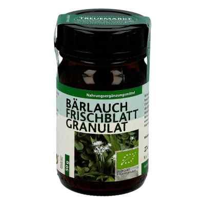 Bärlauch Frischblatt Granulat  bei apo-discounter.de bestellen