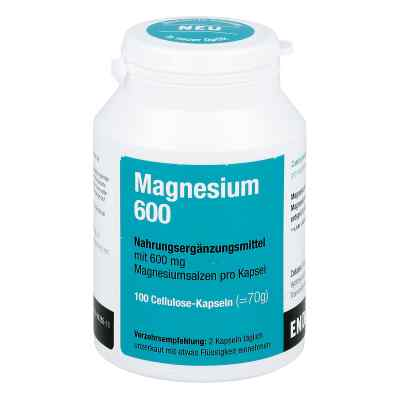 Magnesium 600 Kapseln  bei apo-discounter.de bestellen