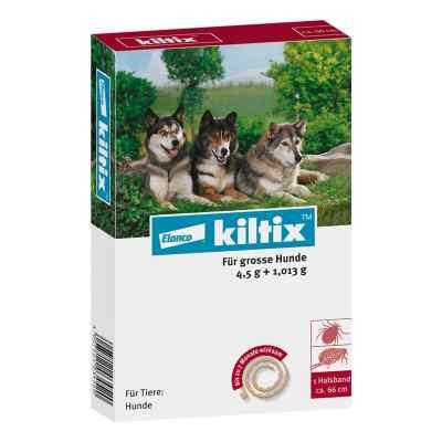 Kiltix für  grosse Hunde Halsband