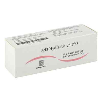 Jso Jkh Adermittel Ad 3 Hydrastis cp Globuli  bei apo-discounter.de bestellen
