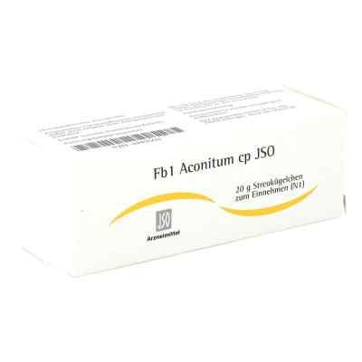 Jso Jkh Fiebermittel Fb 1 Aconitum cp Globuli  bei apo-discounter.de bestellen
