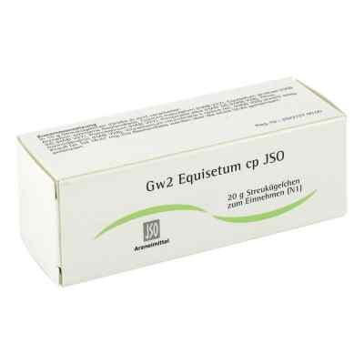 Jso Jkh Gewebemittel Gw 2 Equisetum cp Globuli  bei apo-discounter.de bestellen