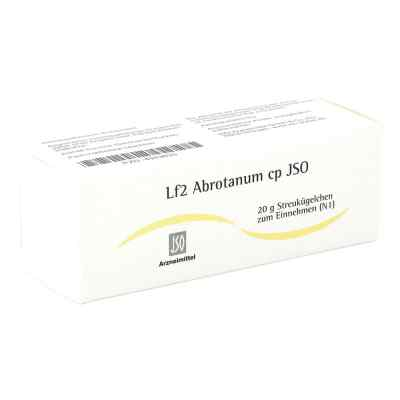 Jso Jkh Lymphmittel Lf 2 Abrotanum cp Globuli  bei apo-discounter.de bestellen