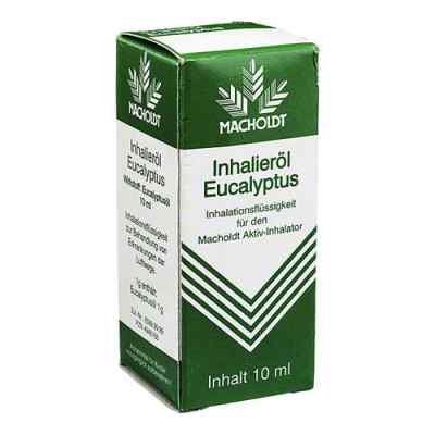 Macholdt Inhalieröl Eukalyptus  bei apo-discounter.de bestellen