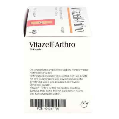 Vitazell Arthro Kapseln  bei apo-discounter.de bestellen