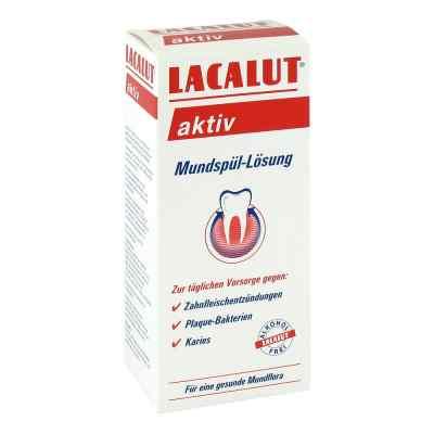 Lacalut aktiv Mundspüllösung  bei apo-discounter.de bestellen
