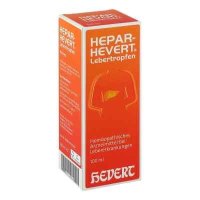 Hepar Hevert Lebertropfen  bei apo-discounter.de bestellen
