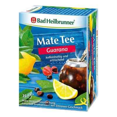 Bad Heilbrunner Tee Guarana Mate Kräuterpower  bei apo-discounter.de bestellen