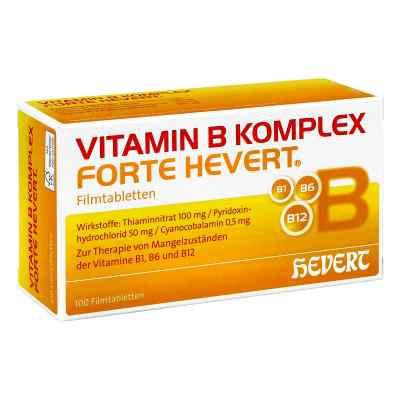Vitamin B Komplex forte Hevert Tabletten  bei apo-discounter.de bestellen