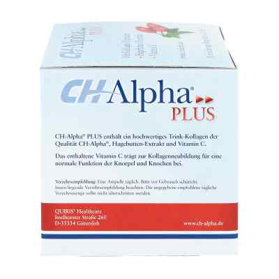 Ch Alpha Plus Trinkampullen  bei apo-discounter.de bestellen