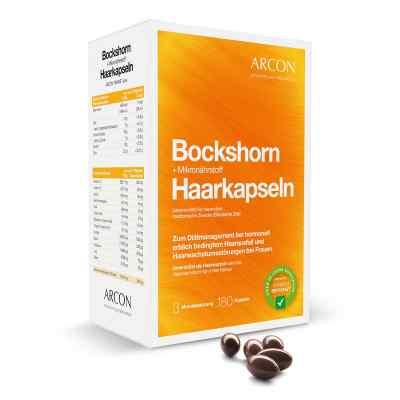 Bockshorn + Mikronährstoff Haarkapseln Tisane p  bei apo-discounter.de bestellen