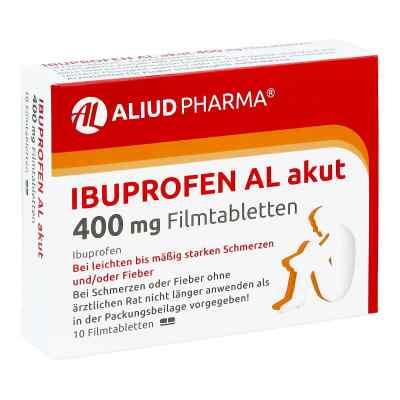 Ibuprofen AL akut 400mg  bei bioapotheke.de bestellen