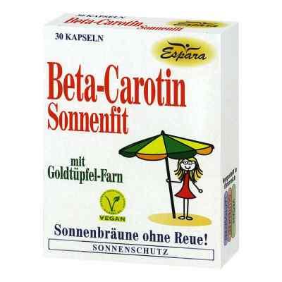 Beta Carotin Sonnenfit Kapseln  bei apo-discounter.de bestellen