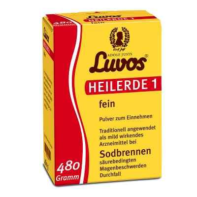 Luvos Heilerde 1 fein  bei apo-discounter.de bestellen