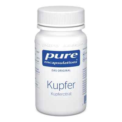 Pure Encapsulations Kupfer Kupfercitrat Kapseln  bei apo-discounter.de bestellen