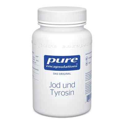 Pure Encapsulations Jod und Tyrosin Kapseln  bei apo-discounter.de bestellen