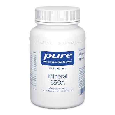 Pure Encapsulations Mineral 650a Kapseln  bei apo-discounter.de bestellen