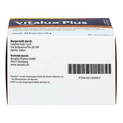 Vitalux Plus Lutein und Omega 3 Kapseln  bei apo-discounter.de bestellen