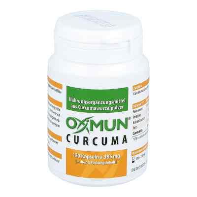 Oximun Curcuma Kapseln  bei apo-discounter.de bestellen