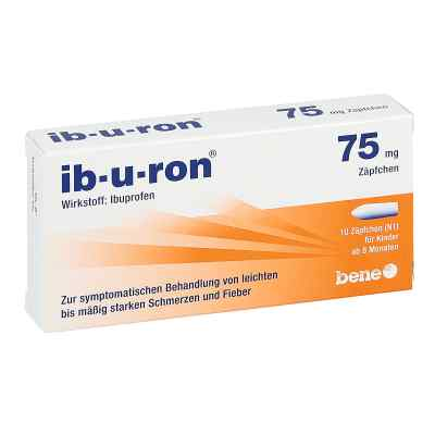 Ib-u-ron 75mg