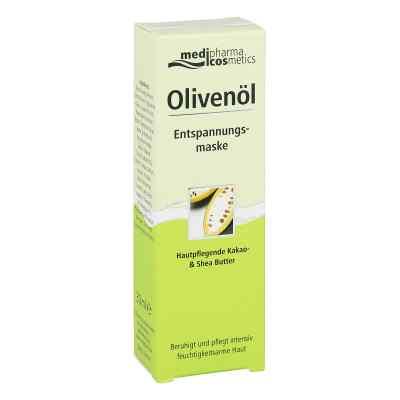 Olivenöl Entspannungsmaske  bei apo-discounter.de bestellen