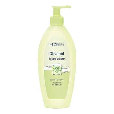 Olivenöl Körper-balsam im Spender  bei bioapotheke.de bestellen