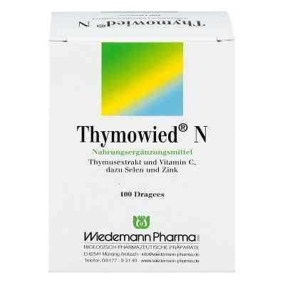 Thymowied N Dragees  bei apo-discounter.de bestellen