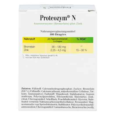 Proteozym N Dragees  bei apo-discounter.de bestellen