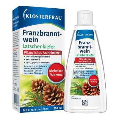 Klosterfrau Franzbranntwein Latschenk.dosierfl. bei apo-discounter.de bestellen