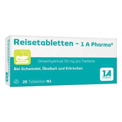 Reisetabletten-1A Pharma  bei apo-discounter.de bestellen
