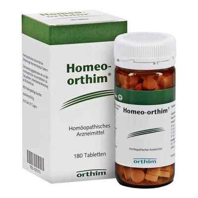 Homeo Orthim Tabletten  bei bioapotheke.de bestellen